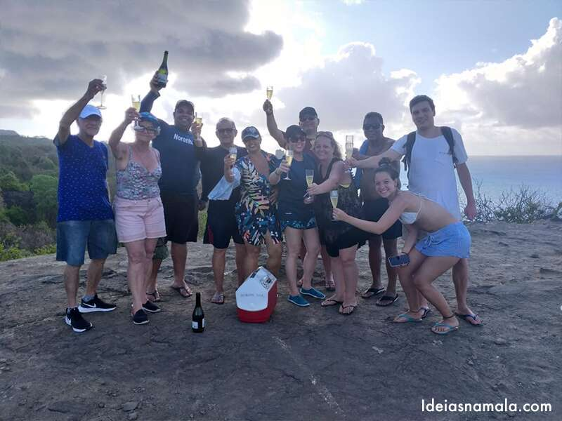 ilha tour noronha