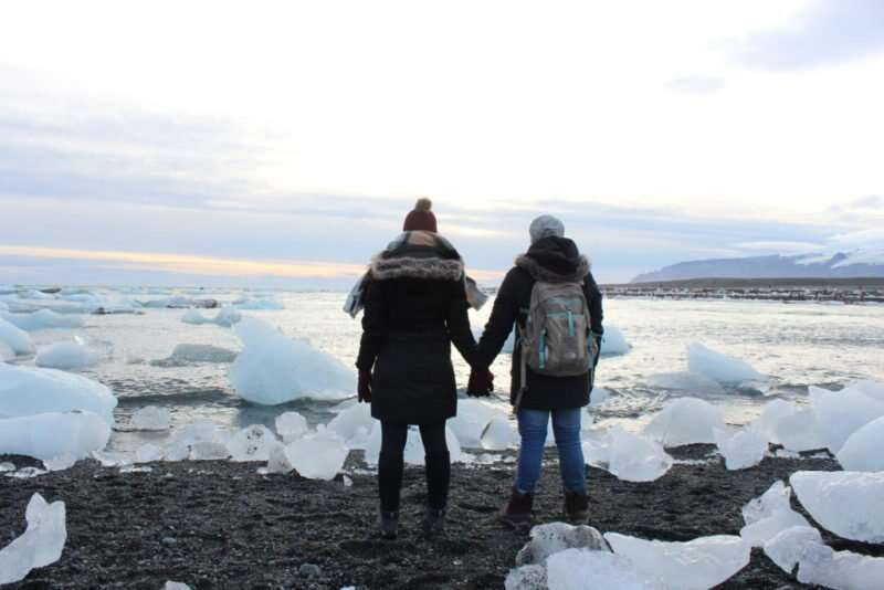 Islandia de motorhome