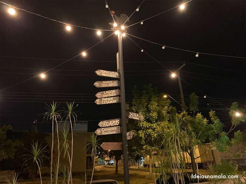 Onde comer em Palmas