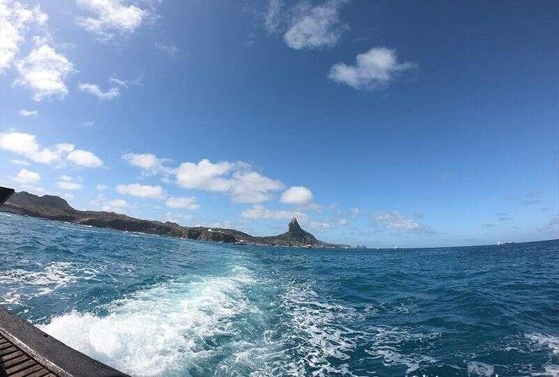passeio de barco noronha