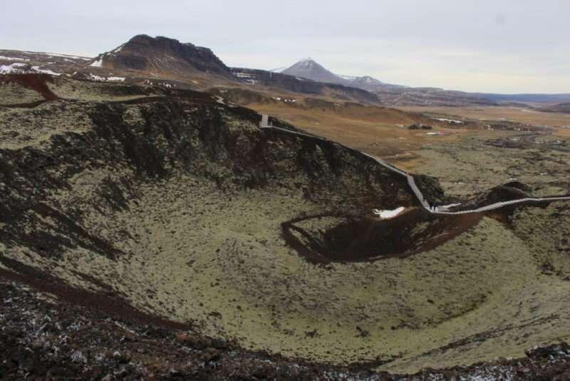 Cratera Grábrók