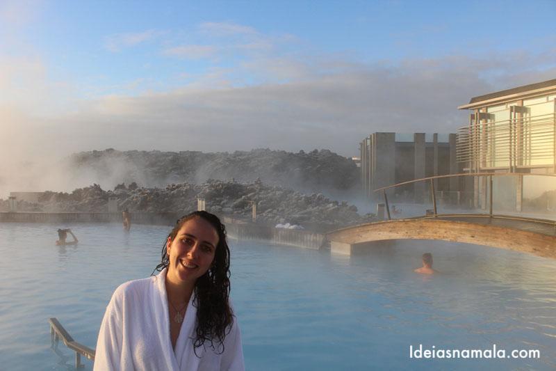 Blue Lagoon na Islândia