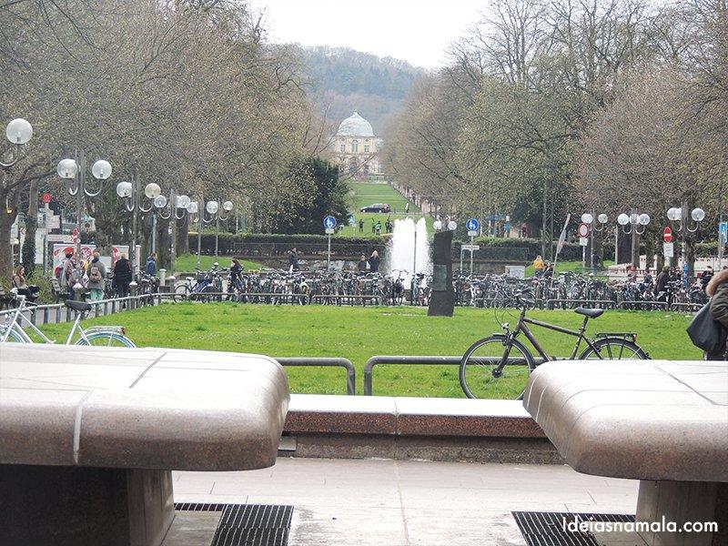 Que fazer em Bonn
