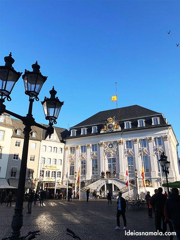 Que fazer Bonn Alemanha