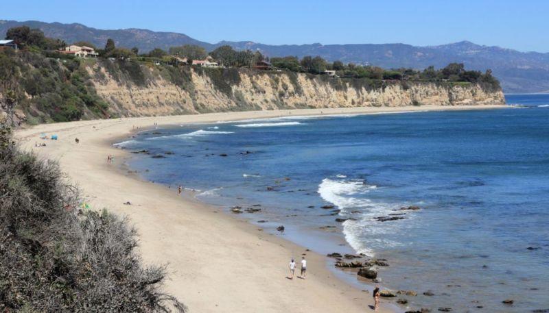 Praias em Malibu