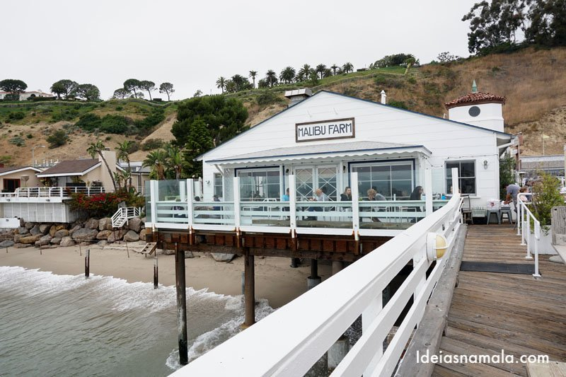Malibu Farms no Pier de Malibu