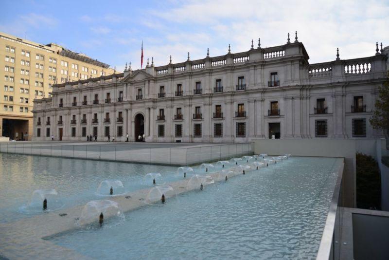 Centro histórico Santiago