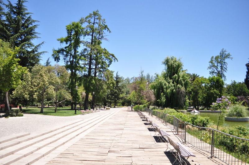parques santiago