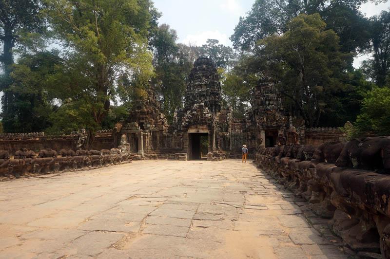 Angkor Wat no Camboja