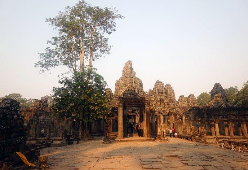 Como visitar o Angkor Wat