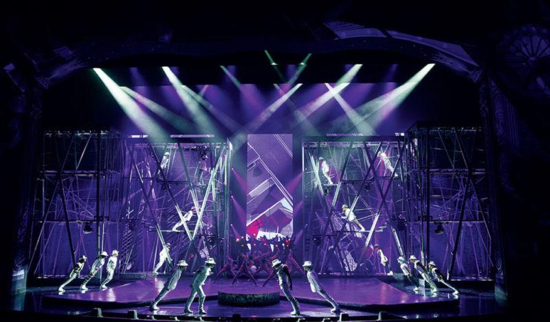 Os hits do Michael Jackson no Cirque du Soleil One