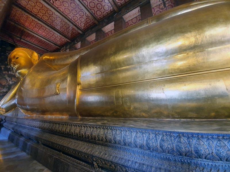O que fazer em Bangkok: conhecer o Wat Pho