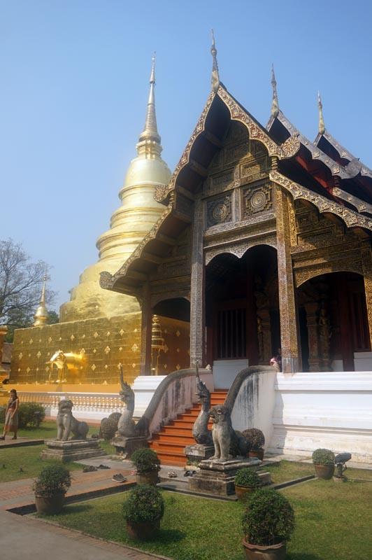 Wat Phra Singh em o que fazer em Chiang Mai