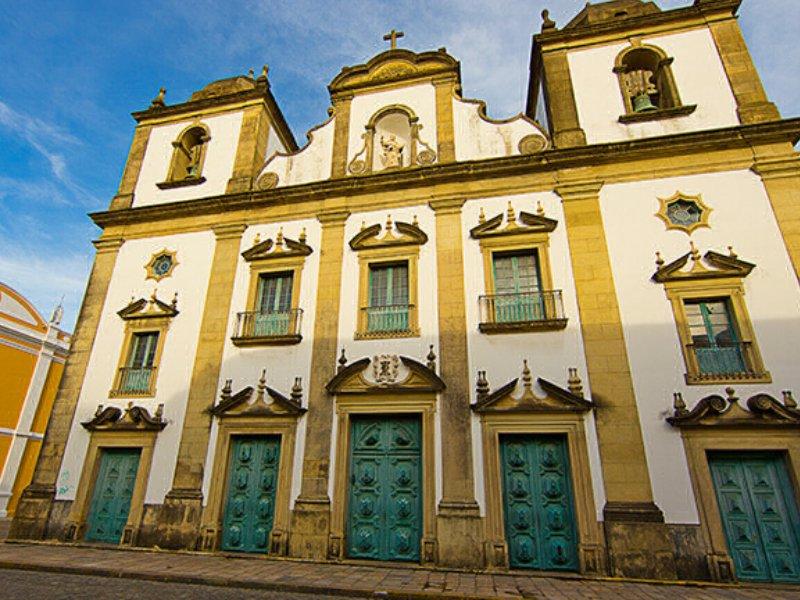Igreja da Madre de Deus - o que fazer em Recife