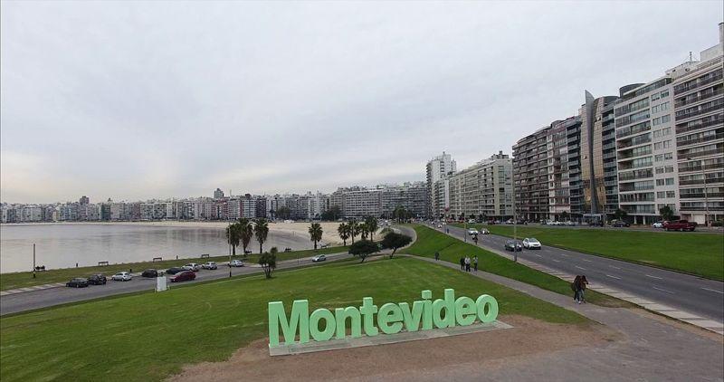 Praias em Montevideo
