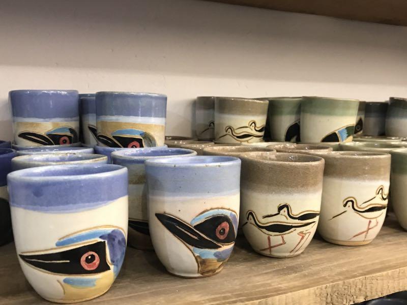 Peças de cerâmica de Bonito Mato Grosso do Sul