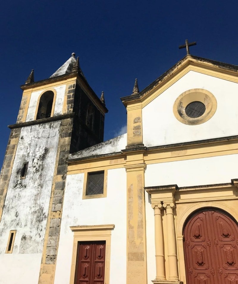 Fachada da Sé de Olinda