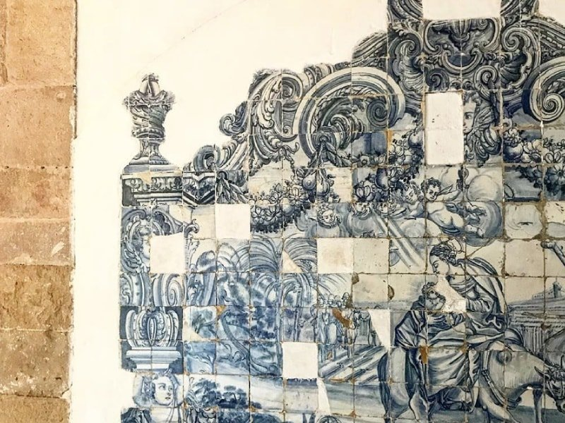 Mural de Azulejos da Sé de Olinda
