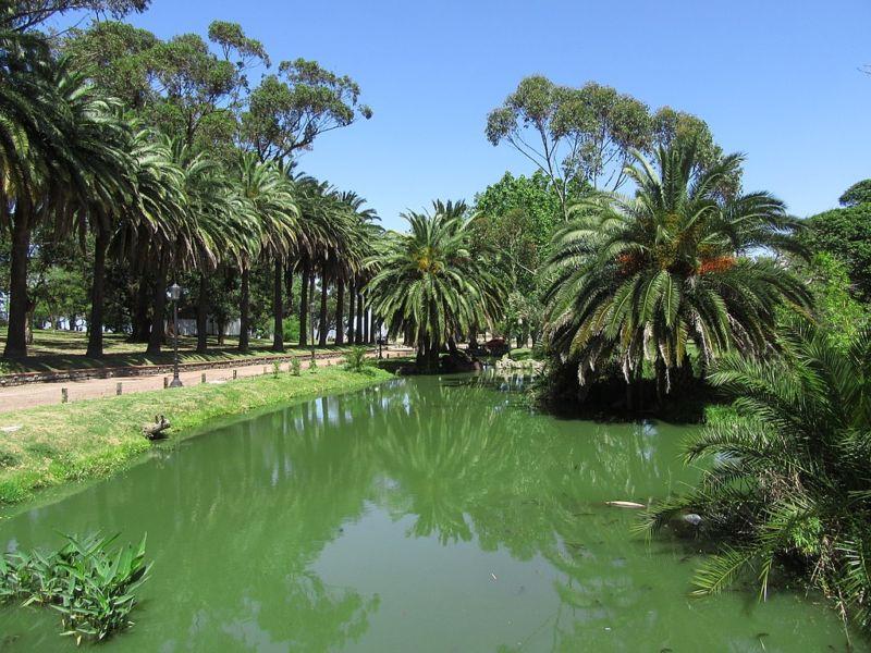 Parques em Montevideo