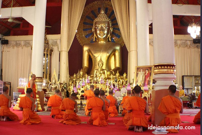 Templo Wat Pra Singh - Chiang Mai
