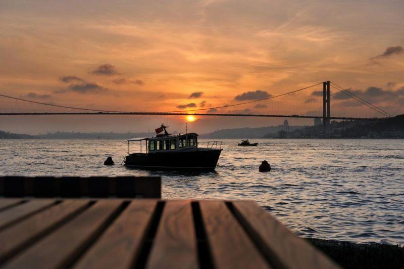 Lado asiático Istambul