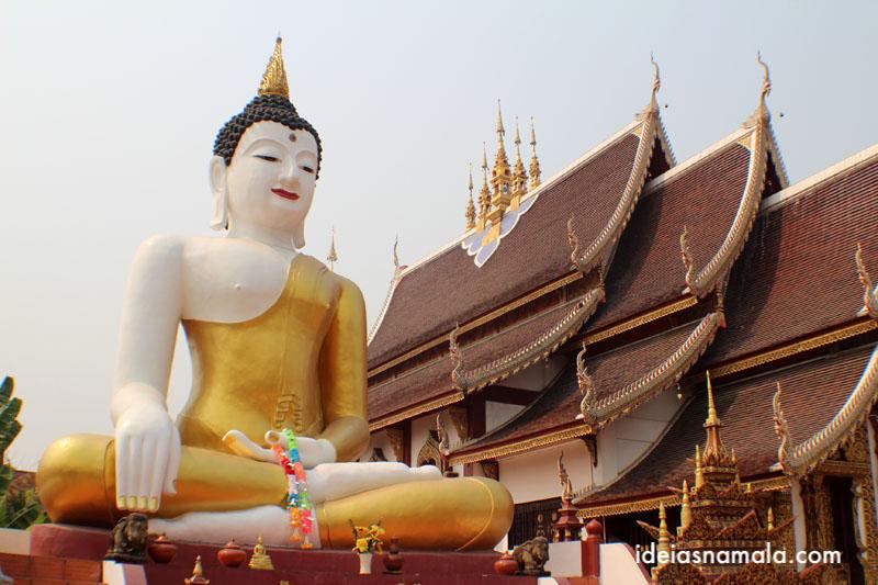 Wat Mo Kahn Tuang - Ching Mai