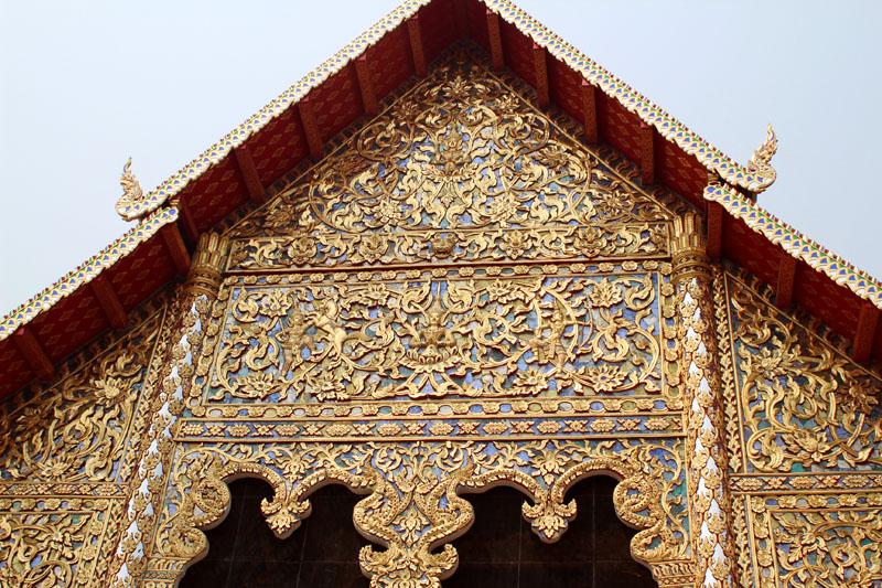 Wat Suan Dok - Chiang Mai