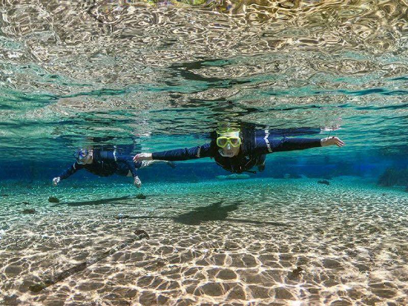 O que fazer em Bonito - Flutuação no Rio Sucuri