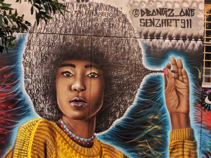O que fazer em Joan esburgo - street art