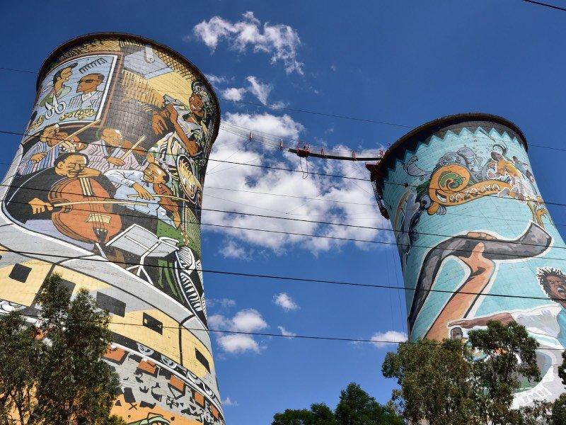 Soweto - Orlando Towers