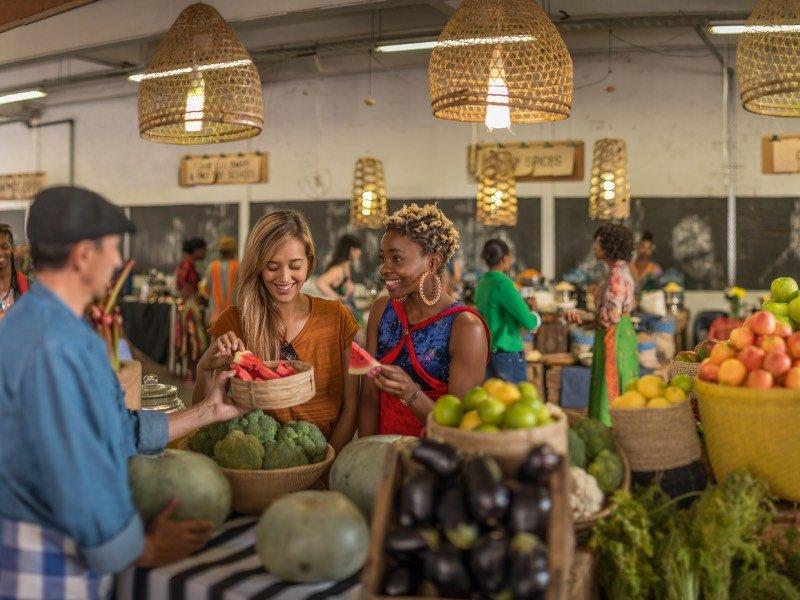 Joanesburgo - Feira Market On Main