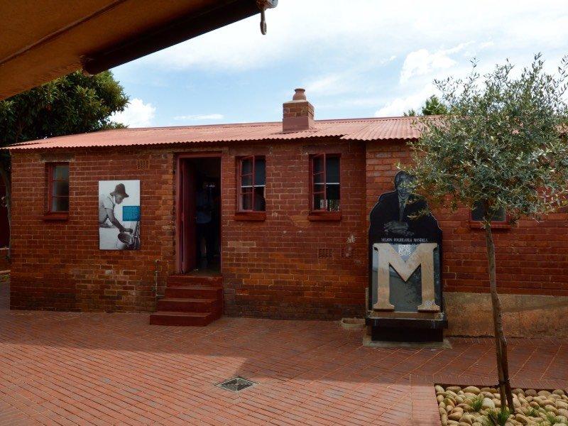 Soweto Casa de Mandela