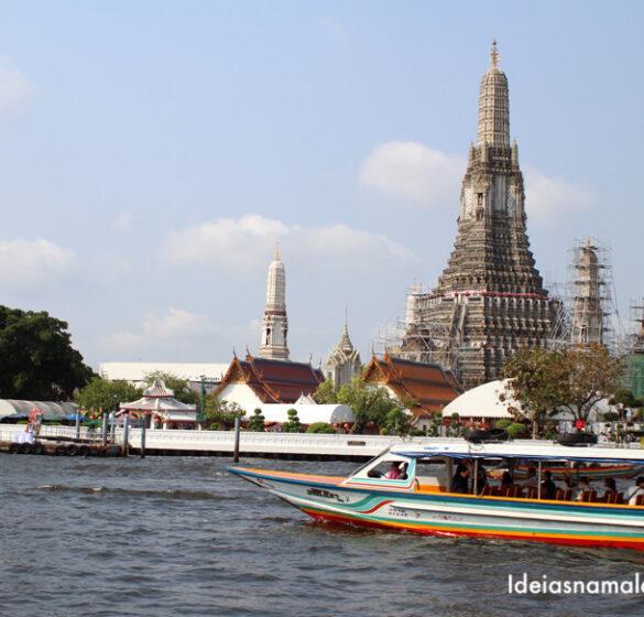O que fazer em Bangkok – 20 passeios imperdíveis