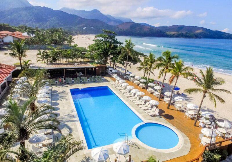 hotel litoral são paulo pe na areia