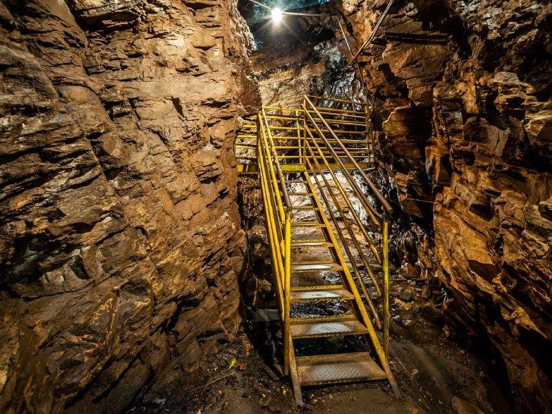 Escadas das Minas Palacio Velho