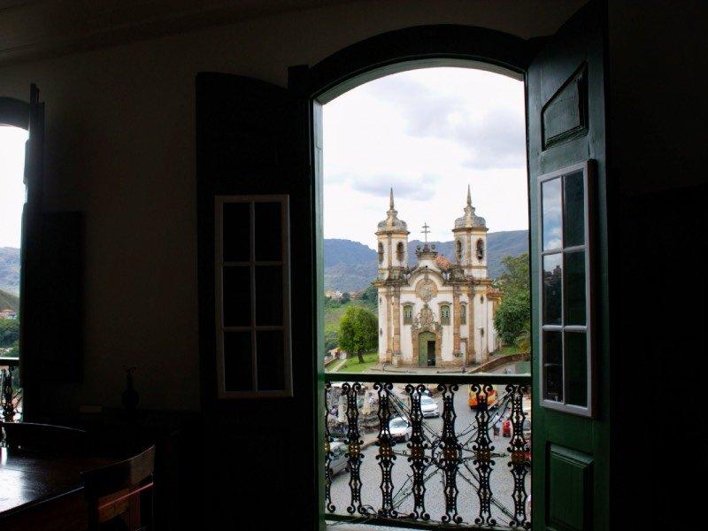 Interior Casa Gonzaga Ouro Preto