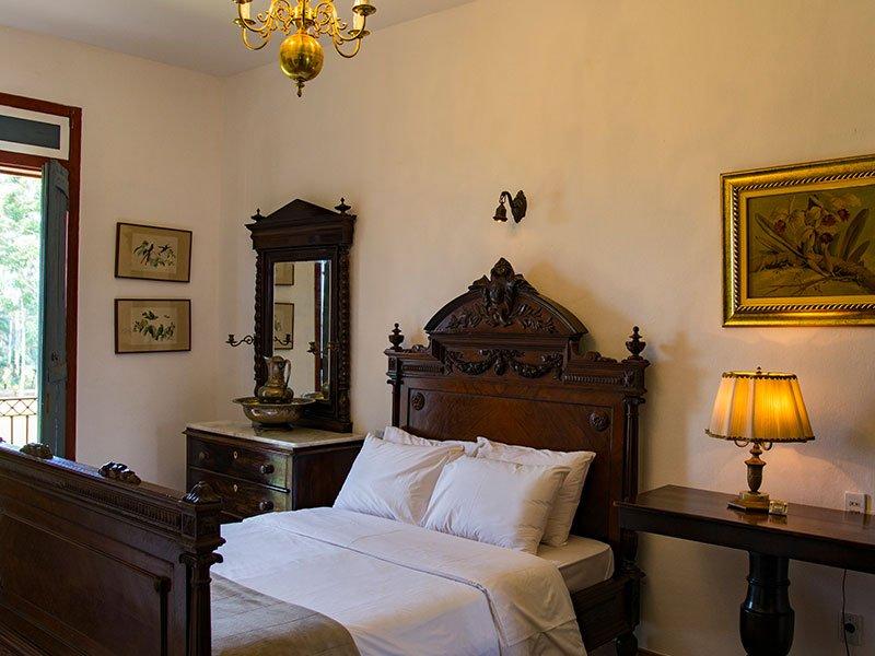 Acomodação do hotel Vila Relicário em Ouro Preto