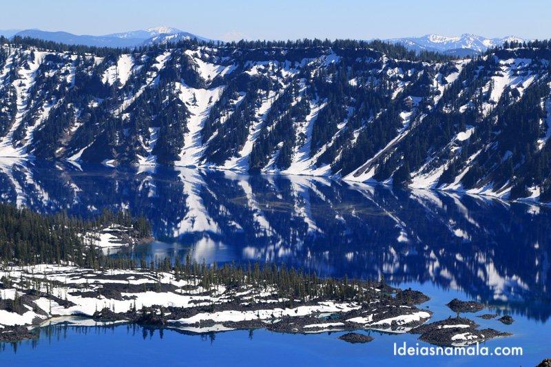 O que fazer no Crater Lake National Park