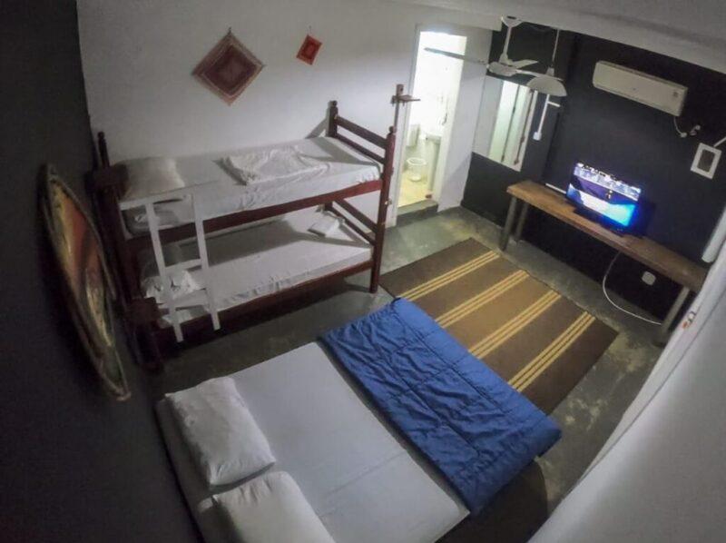 Hostel em Maresias