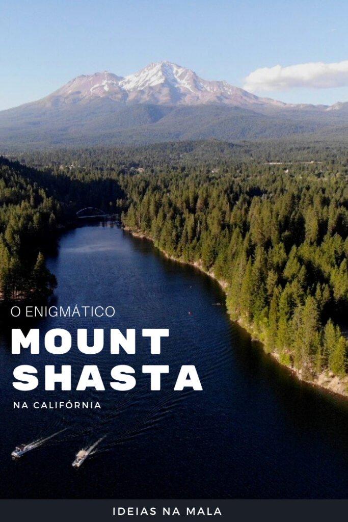 Saiba o que fazer no Mt. Shasta, a montanha mais mística da Califórnia e um dos chákras da terra. Um destino perfeito para quem curte natureza (há lagos e cachoeiras lindo por lá) ou quer fazer um retiro espiritual