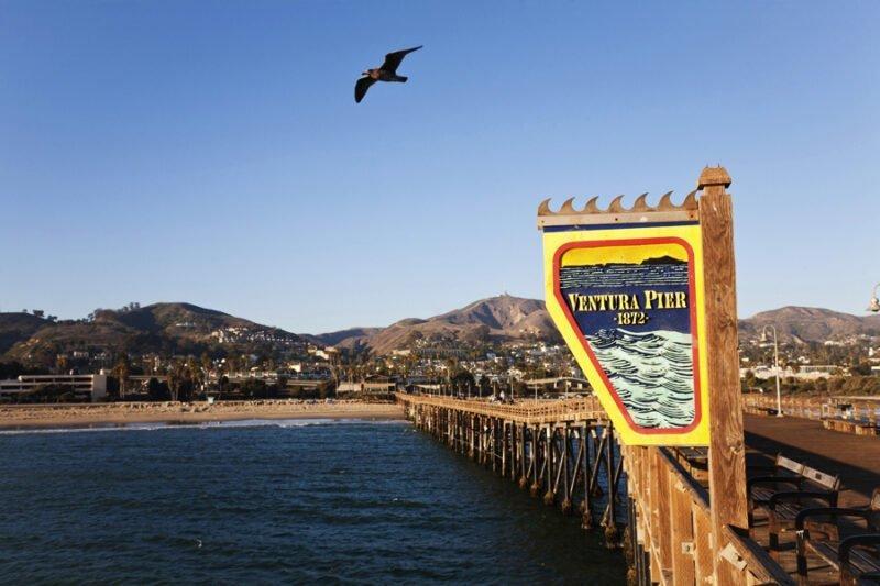 final de semana California 2