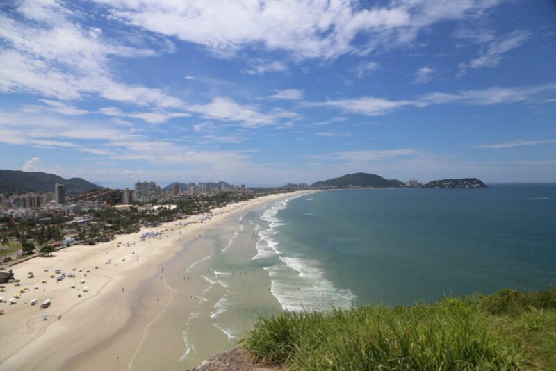 melhores praias são Paulo