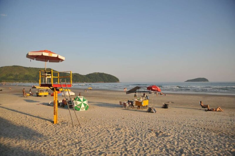 praias litoral norte sp