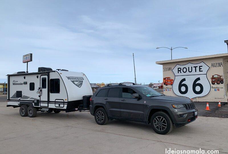 Rocky, o trailer que compramos patra viajar os EUA