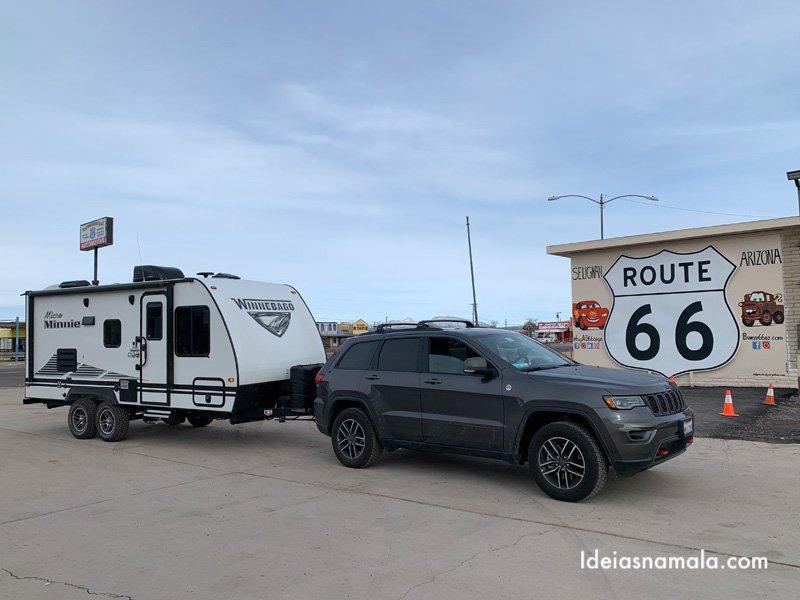 Trailer é a RV que viaja acoplada em um carro