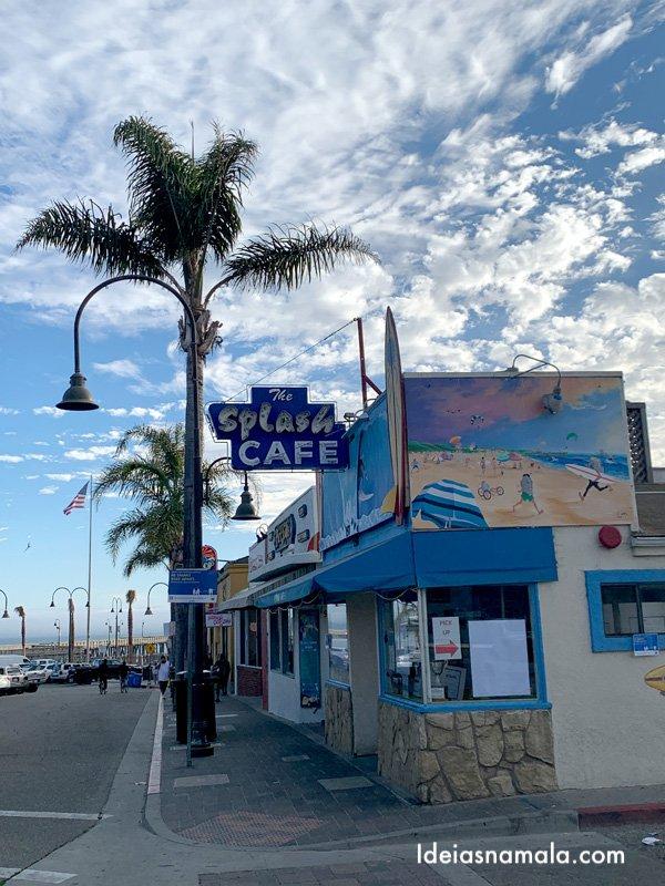 Splash Café, o café dos surfistas de Pismo Beach