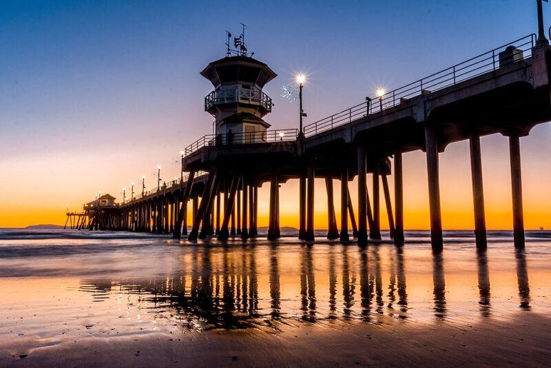 que fazer Huntington Beach