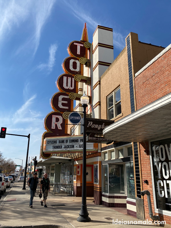 Tower Theater in Oklahoma City