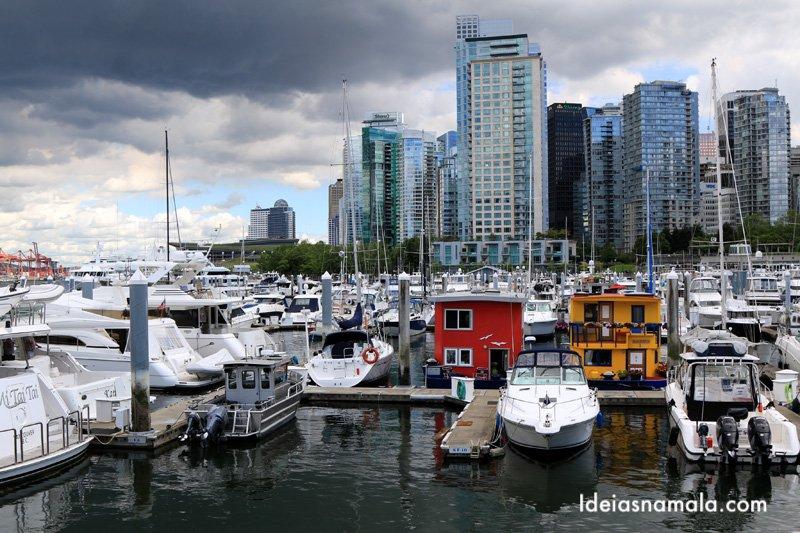 Vancouver em Roteiro pelo Canadá
