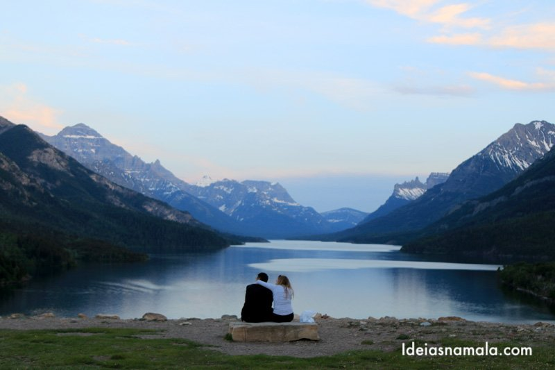 Waterton Lakes National Park em viagem pelo Canadá